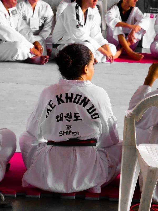 História do TaekWondo